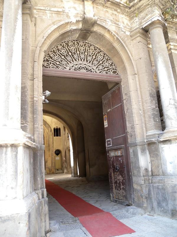 Portone Palazzo Villafranca