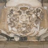 stemma Palazzo di villafranca
