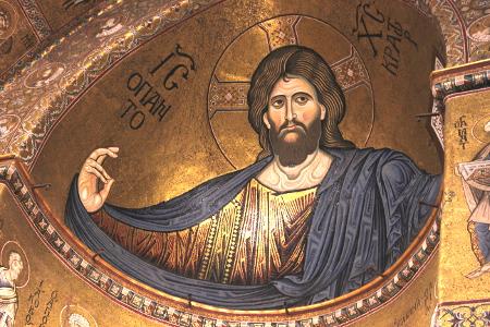 Gesù pantocrator monreale