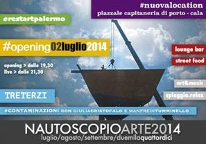 Nautoscopio Arte 2014