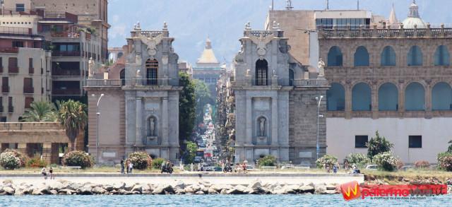 Palermo porta Felice, Cassaro