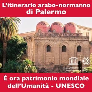 Il percorso arabo normanno di Palermo, Cefalù e Monreale diventa patrimonio dell'Umanità