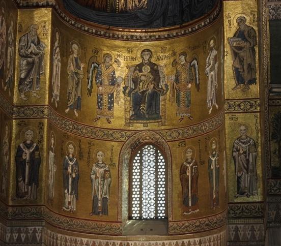 mosaici di monreale