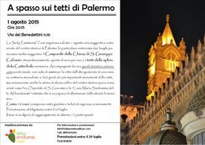 A spasso sui tetti di Palermo