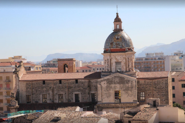 Chiesa del Carmine vista