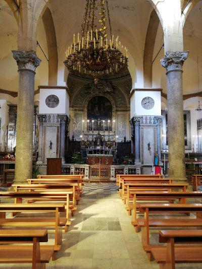 Sant'Antonio Abate - interno