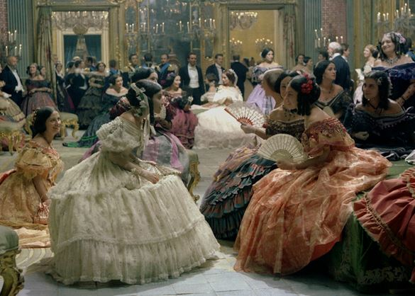 Sala Da ballo a Palazzo Valguarnera