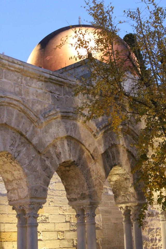 San Giovanni degli Eremiti-cupola