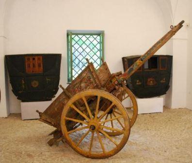 carretto siciliano museo pitrè