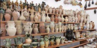 ceramiche museo pitrè