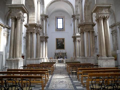 San Giorgio dei Genovesi - navata centrale