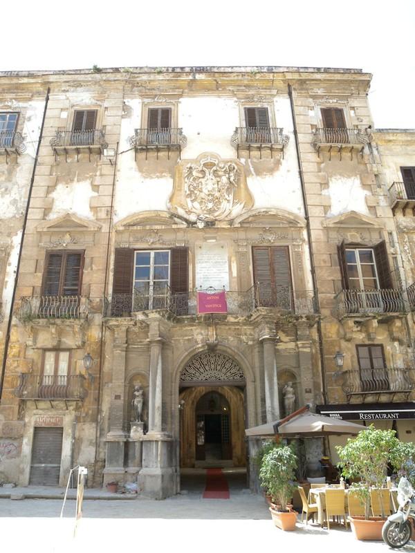 Palazzo Alliata di Villafranca (PA)