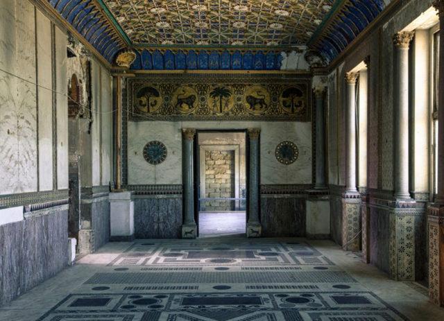 Palazzo FOrcella De Seta Interno