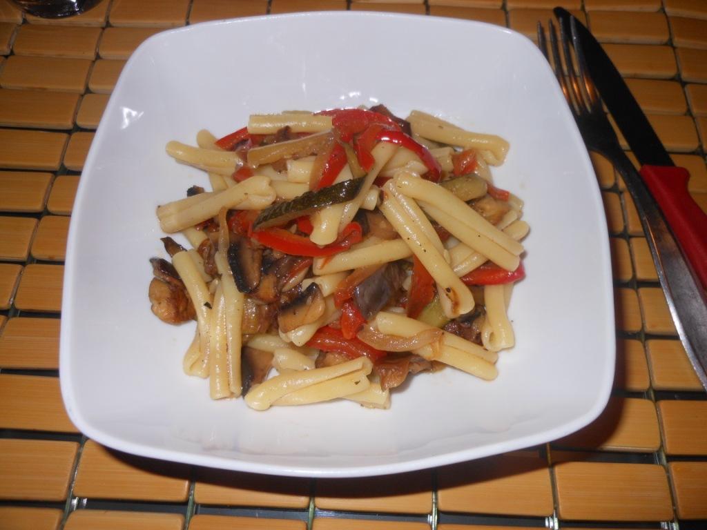 caserecce vegetariane 1