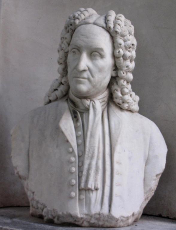 Busto Giacomo Serpotta