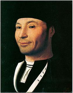 Ritratto d'Ignoto (Marinaio) - Antonello da Messina.