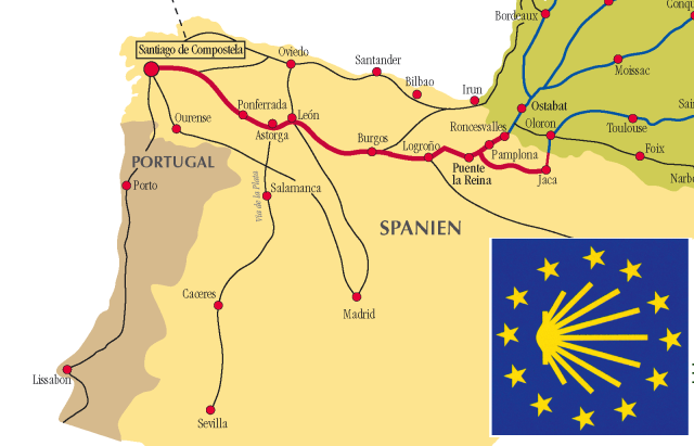 Camino di Santiago