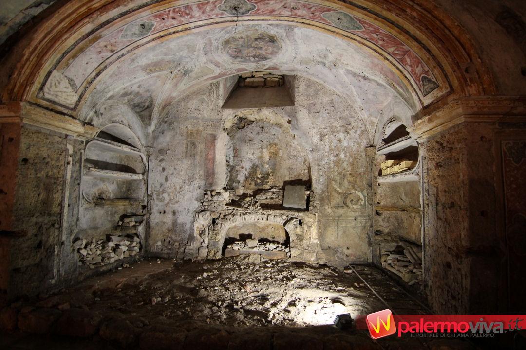 Cripta Cocchieri
