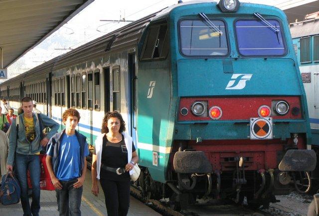 Treni e metro