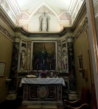 cappella di santa rosalia