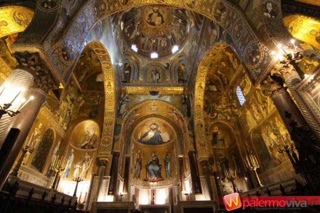 Palermo Palastkapelle