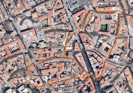 Quartiere ebraico di Palermo