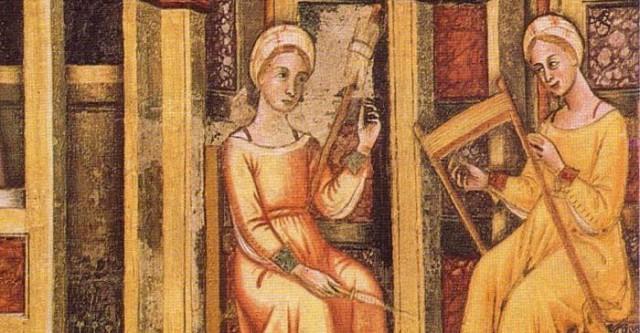 donne medievale