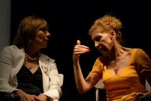 Stracchilitudine Silvana Sardina e Jenny Liotti