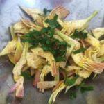 condire-insalata-carciofi