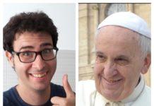 Marco Manera e il Papa