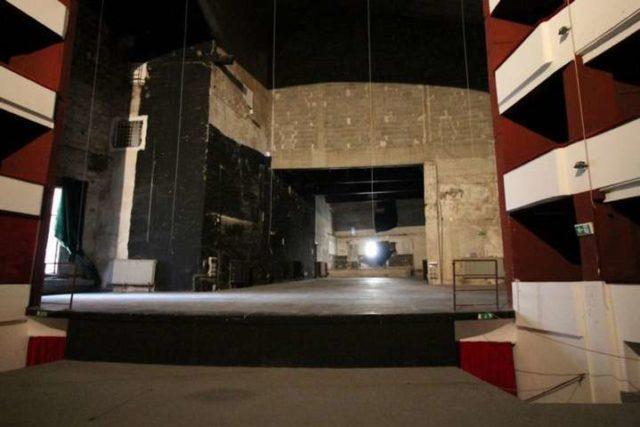 Teatro Bellini interno