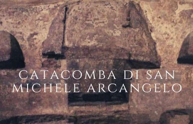 Catacomba di San Michele Arcangelo (PA)