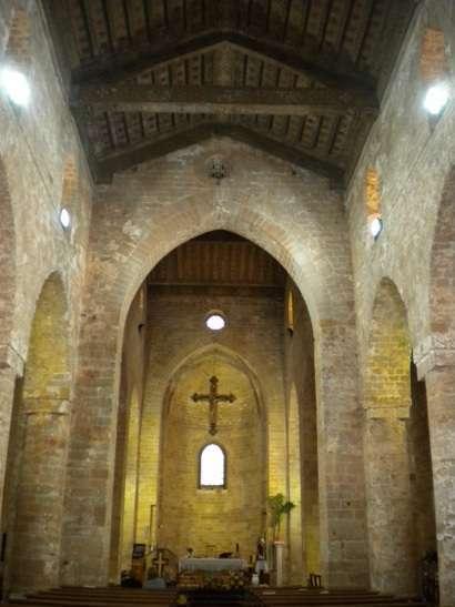 Chiesa Santo Spirito interno