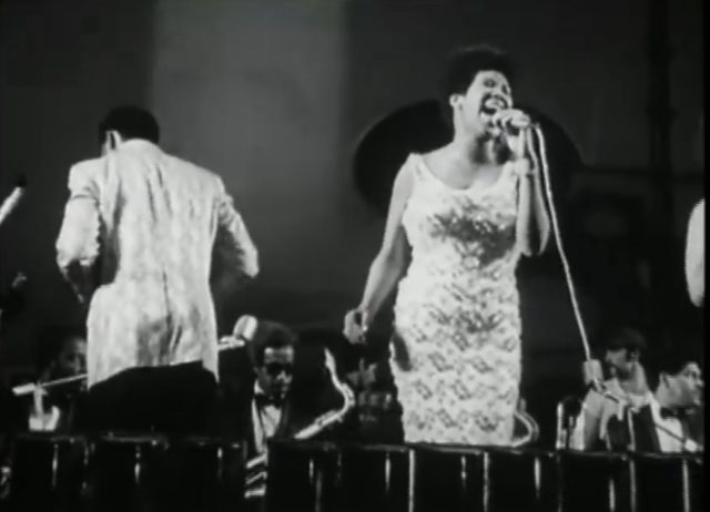 Aretha Franklin Palermo Pop 70