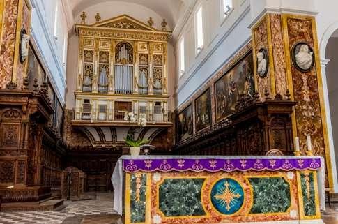San MArtino delle scale - presbiterio