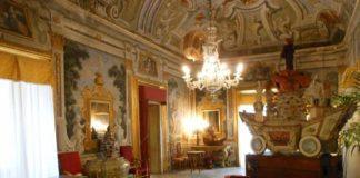 villa niscemi sala s. rosalia