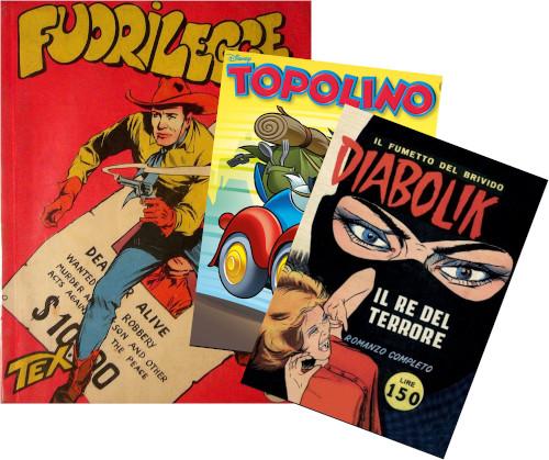 Giornali a fumetti