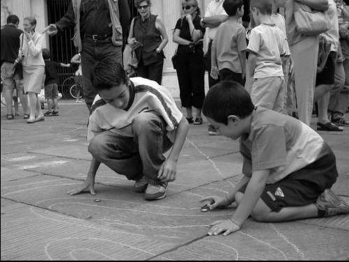 palermo messina catania - gioco di strada