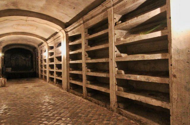 cripta san matteo al cassaro