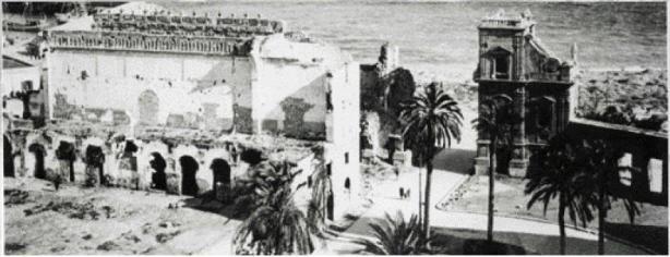 Loggiato-di-san-bartolomeo-dopo-il-bombardamento