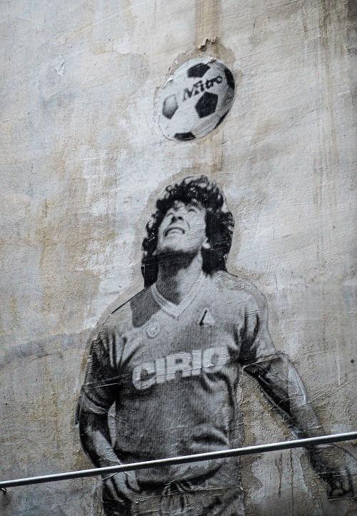 Murales Maradona