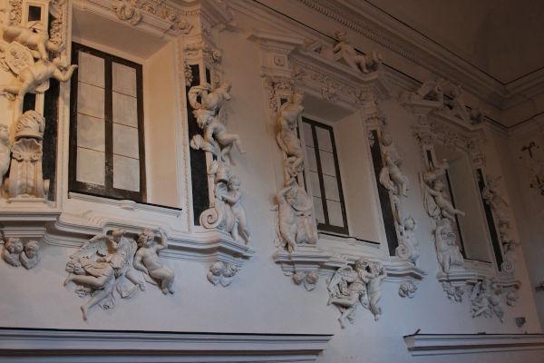 Stucchi di San Mercurio