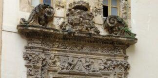 Portale dell'oratorio di san Marco