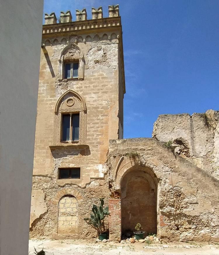 Torre Milinciana veduta