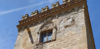 Scorcio della Torre Milinciana