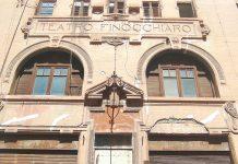 Ingresso principale Teatro Finocchiaro
